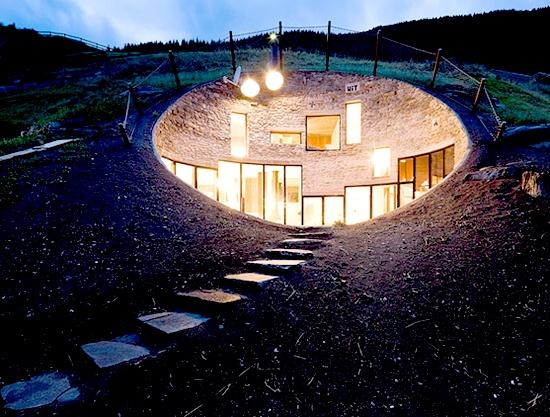 Best Down Under Abode Images On Pinterest Underground Homes - Unforgettable underground homes