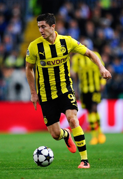 Robert Lewandowski #football