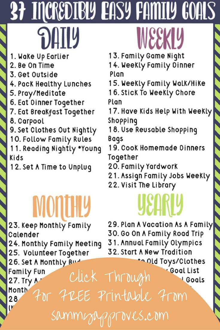 best ideas about short term goals resume skills 37 incredibly easy family goals
