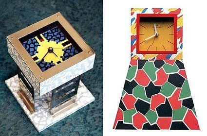 Memphis Clocks | Clock Stuff | Pinterest | Clock and Memphis