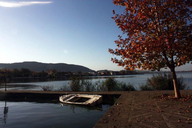 Λίμνη Ιωαννίνων απο το χρήστη Ilcas 7