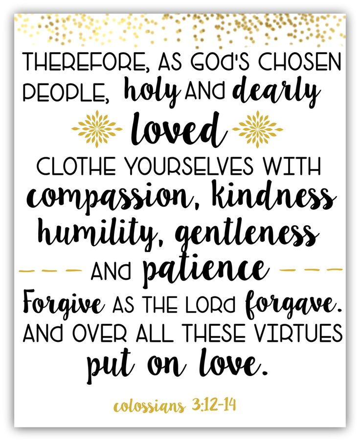 Excited to share the latest addition to my #etsy shop: Colossians 3:12-14 Bible Verse Digital Download PRINTABLE! #art #print #digital #printable #digitaldownload #digitalart #wallart #quote #bibleverse #bible #scripture #love
