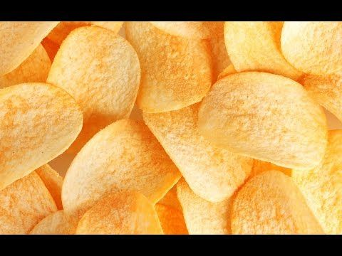 How to Make Potato Chips - Easy Homemade Potato Crisps Recipe - YouTube