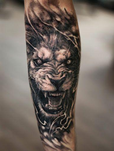 tattoo lion - Pesquisa Google