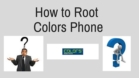 This Article will provide you Instructions to root Colors P15 with Kingroot and we provide you all rooting methods and USB drivers for your phone. you can use this guide line if you have  2- 6 (jellybean,kitkat,lollipop,marshmallow) android version And also this article will be followed by ro...