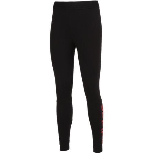 Adidas Women\u0027s Essentials Linear Tight (Black, Size X Large) - Women\u0027s  Athletic Apparel, Women\u0027s Athletic Performance Bottoms at Academy Sports