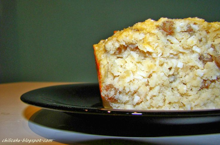 Ciasto kokosowe z fasoli