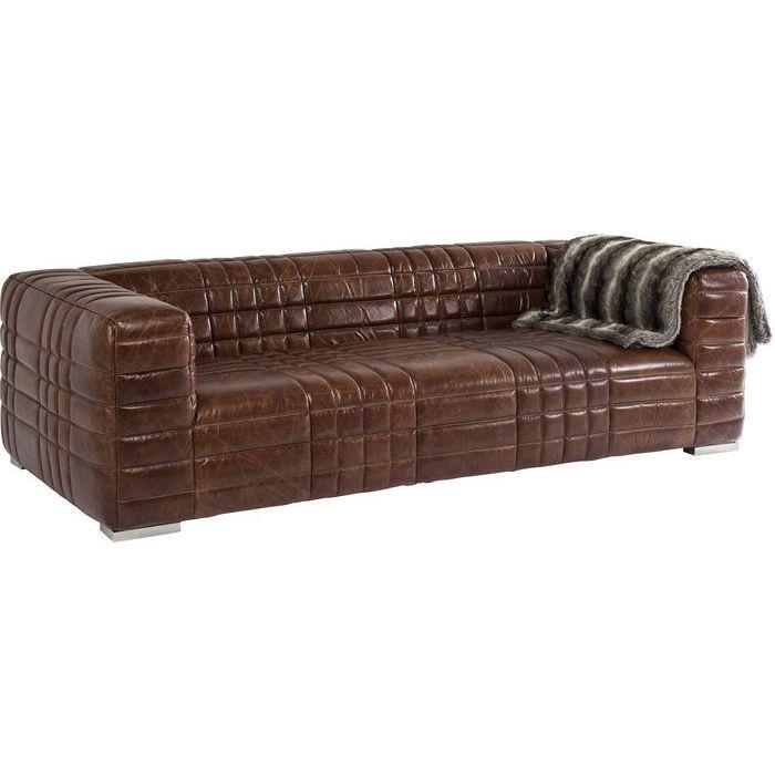 Sofa Square Dance Kare Design Mikkinu Genuine Leather Sofa Sofa Leather Sofa