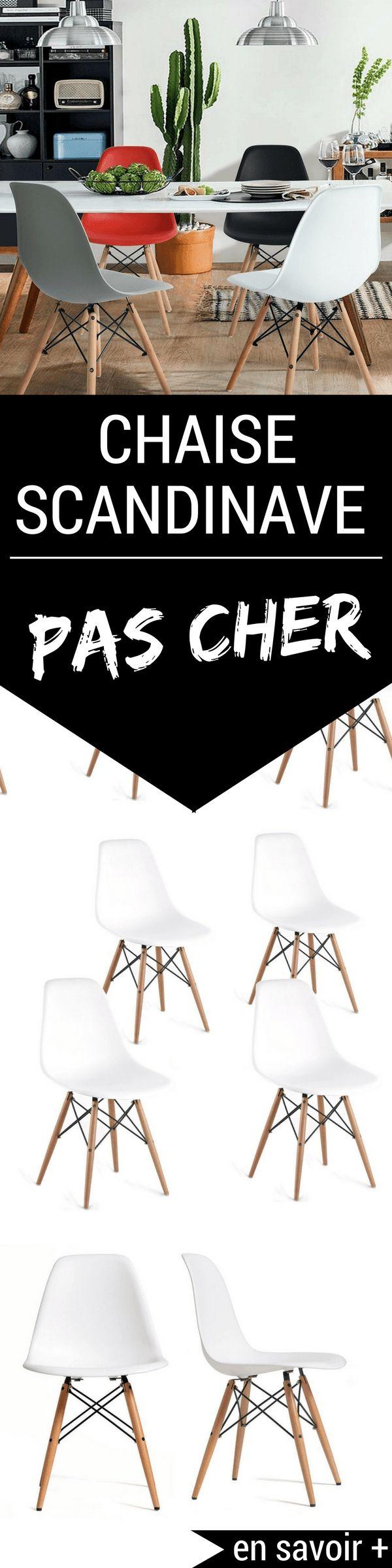 Table rectangulaire en bois clair chaises scandinaves et suspension - Ces Chaises Scandinaves 1 Meilleure Vente Chez Amazon Sont Galement Les Moins Ch Res