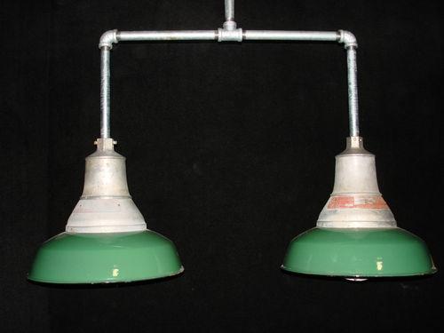Vintage Industrial Light Fixtures 35