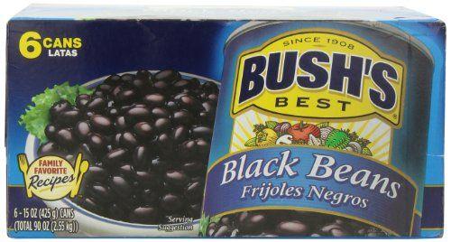 Bush's Best Black Beans, 6 Can Case, 15 Ounce Bush's Best http://www.amazon.com/dp/B00E3A3VUY/ref=cm_sw_r_pi_dp_zX5Jwb0WADME6