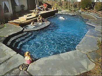 61 best Pool Pics! images on Pinterest | Pool ideas, Backyard ...