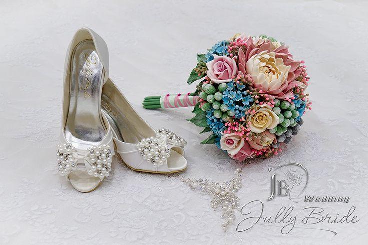 Свадебные туфли 57Б