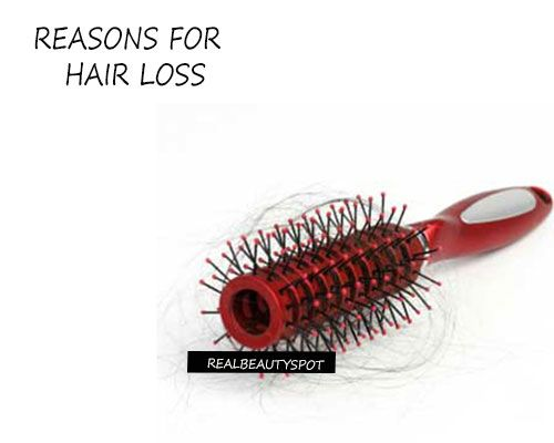 9 REASONS FOR HAIR LOSS UNVEILED!