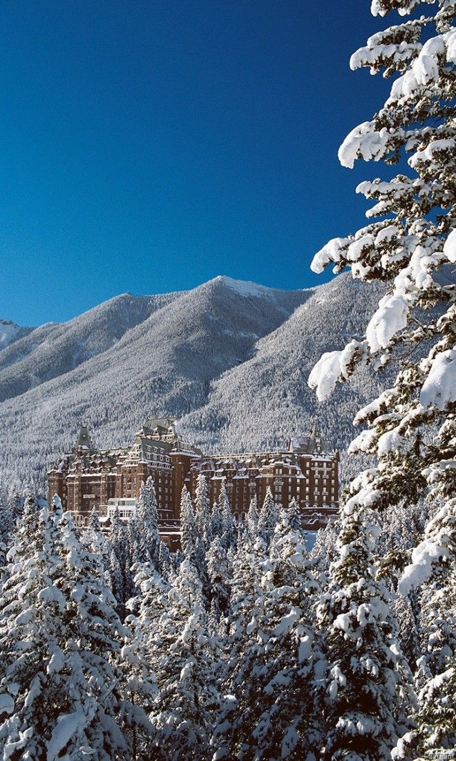 The Fairmont Banff Springs Hotel nestled in Banff, a quintessential Canadian ski town, is the definition of luxury.  Enter to win a dream vacation that includes 7 nights at this and another Fairmont property.