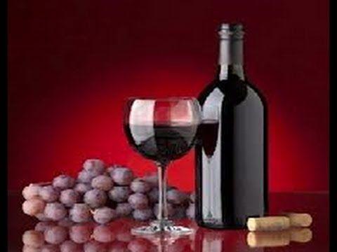 La manera correcta de servir el vino. - YouTube