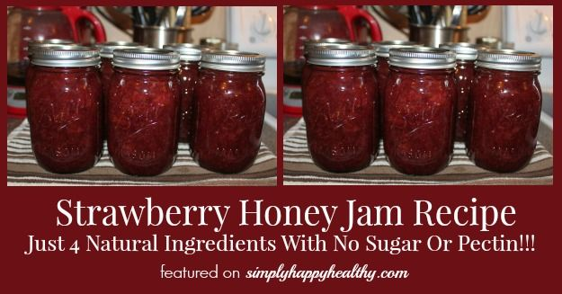 Strawberry jam as it was always meant to be: pure, simple and sweetened with honey. No more of that high fructose nonsense or flavor additives. So stock up on this berry goodness and enjoy it all year long! Head over to Old World Garden Farms to get the full recipe and tutorial: Continue reading…
