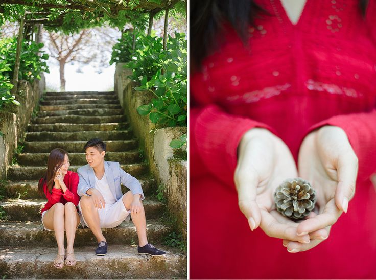 Engagement Session of Aston & Victoria – Part II: