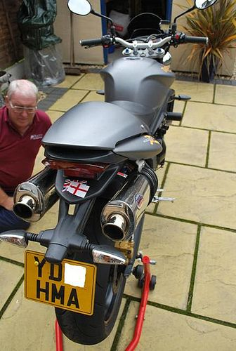 MTC Motorbike Exhausts Triumph 675 Street Triple | by Max Torque Cans Motorbike Exhausts