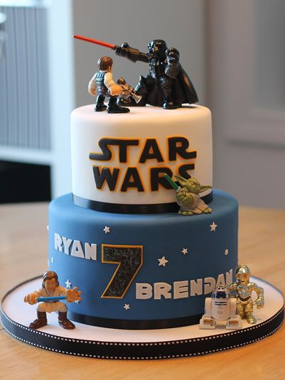 Torta de Star wars                                                                                                                                                                                 Mehr