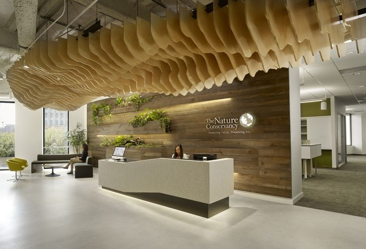 The Nature Conservancy HQ / MKThink