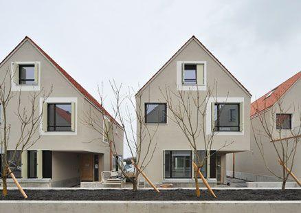 Fassadenfarbe modern  Die besten 20+ Fassadenfarbe Ideen auf Pinterest | Häuser ...