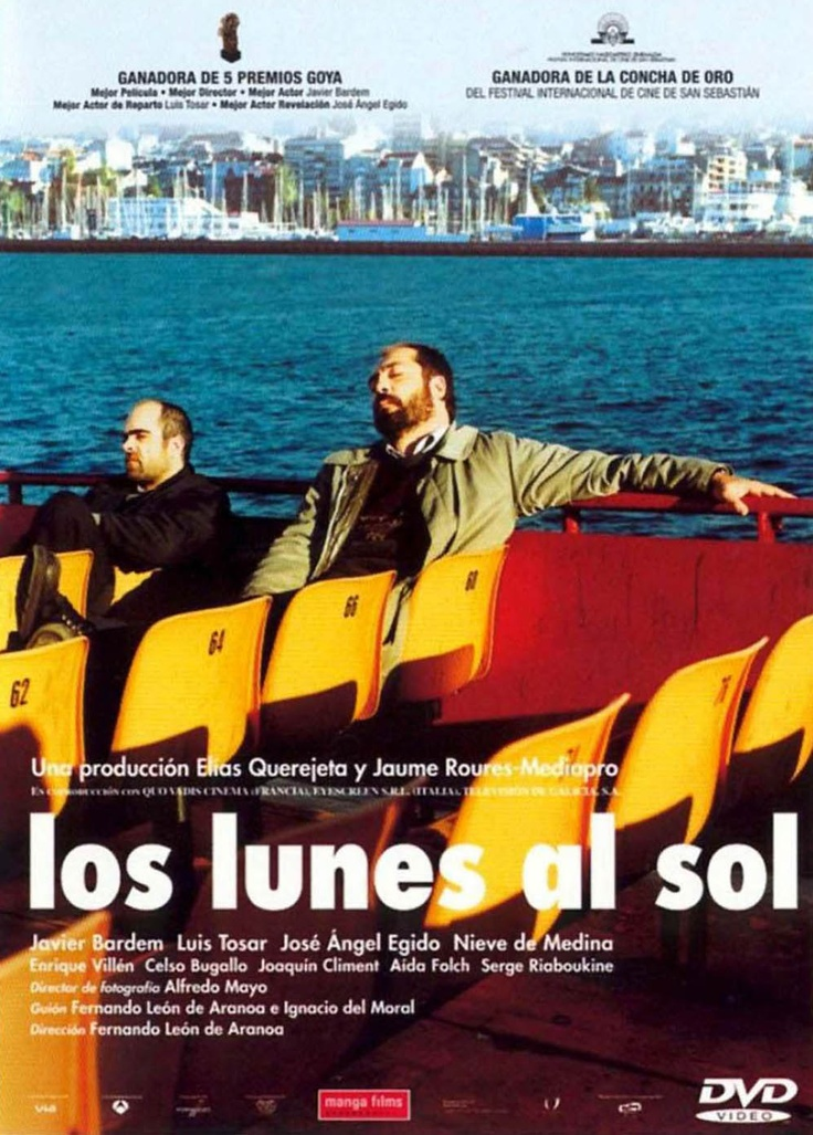 Los Lunes al sol DVD ESP LEO