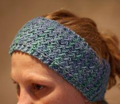 Krafty Kira: Whistler Headband