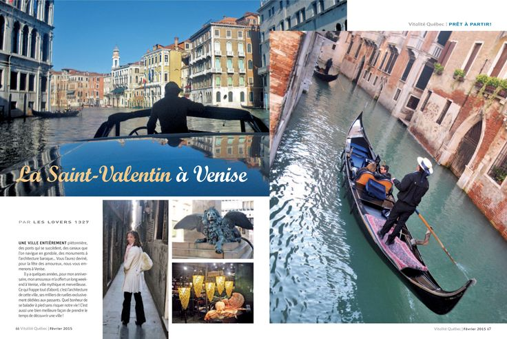 La Saint-Valentin à Venise