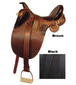 Kimberley Australian Saddle w/Horn Package - Statelinetack.com