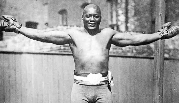 Old Time Boxing Show The Pardon Of Jack Johnson Is It Really A Good Thing Facts You May Not Know Jack Johnson Boxer Jack Johnson American Boxer