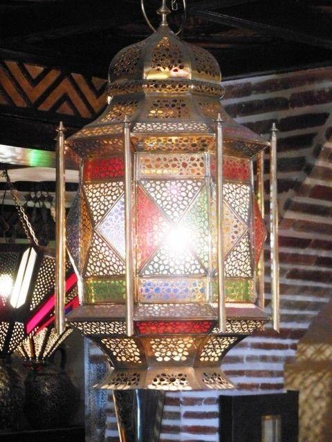 Lampadario sospensione Marocco, Decorazione marocco