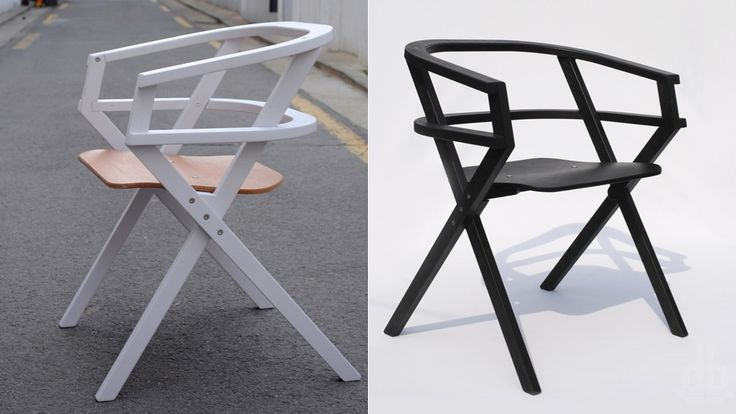This Plywood Chair Is Super-Stylish--and Affordable