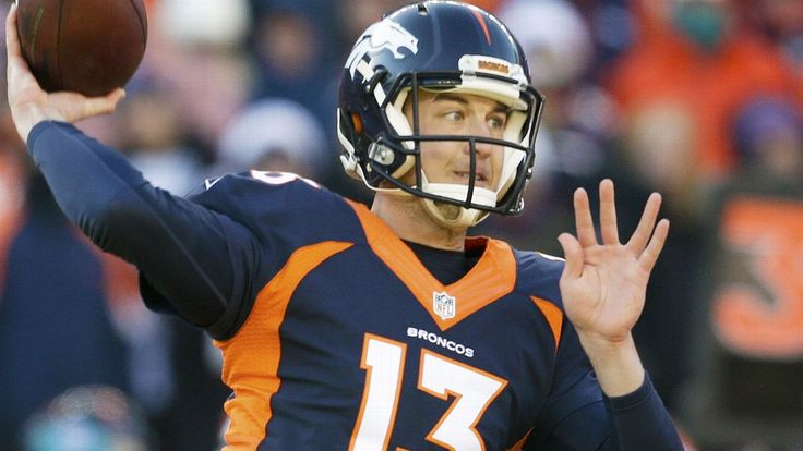 Broncos' Trevor Siemian still hopes first year as starter includes playoffs