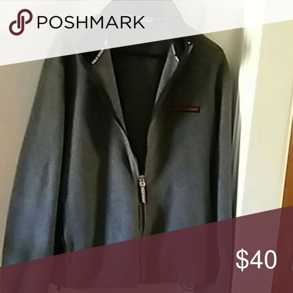 Polo jacket It is a polo jackets fleece in and out full of zipper pockets on the outside Polo by Ralph Lauren Jackets & Coats Utility Jackets
