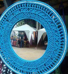 Image result for macrame mirror design