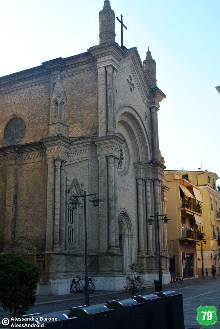 Chiesa del Sacro Cuore #Pescara #Abruzzo #Italia #Italy #Viaggio #Viaggiare #Travel #AlwaysOnTheRoad