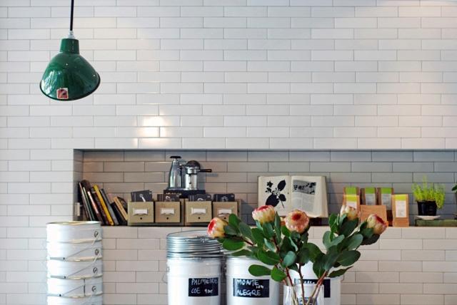 More Subway Tile At Market Lane Coffee In Australia