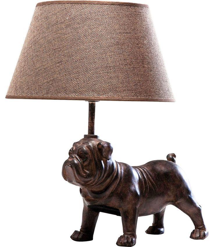Tafellamp Mops koper - Kare Design