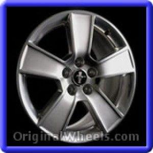 Ford Mustang 2006 Wheels & Rims Hollander #3647  #FordMustang #Ford #Mustang #2006 #Wheels #Rims #Stock #Factory #Original #OEM #OE #Steel #Alloy #Used