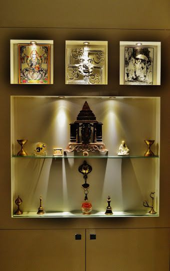 The 595 Best Images About Pooja Room Designs On Pinterest