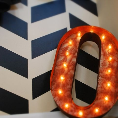 """24"""" Letter O by vintagemarqueelights"""
