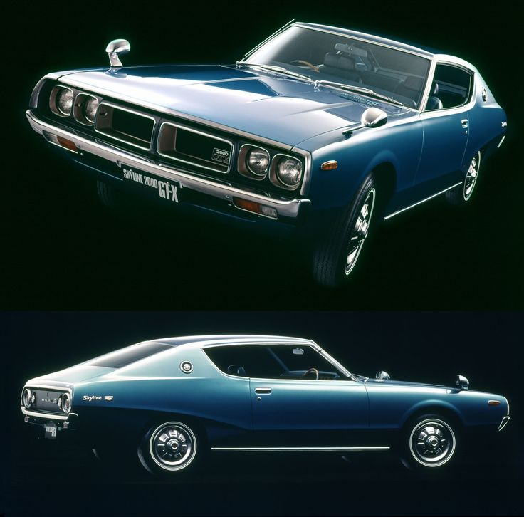 Nissan Skyline All Generations: 1000+ Images About Nissan GTR Super Sports Cars On Pinterest