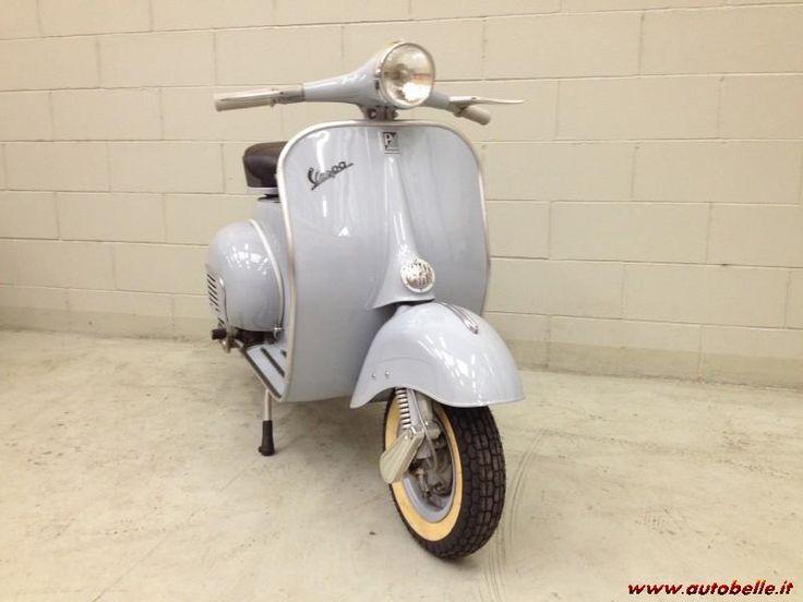 Vespa 125 Cc Vnb 4t Anno 1963 Only For