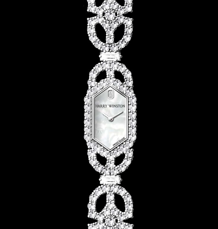 Harry Winston Art Deco