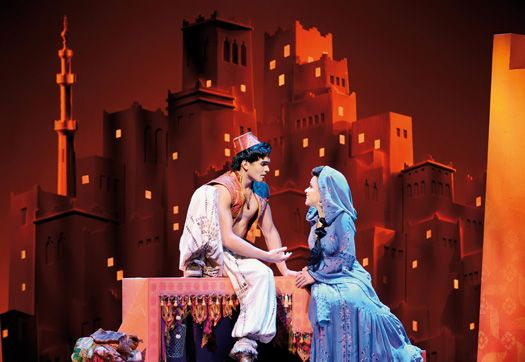 Walt Disneys Aladdin in Hamburg, Neue Flora