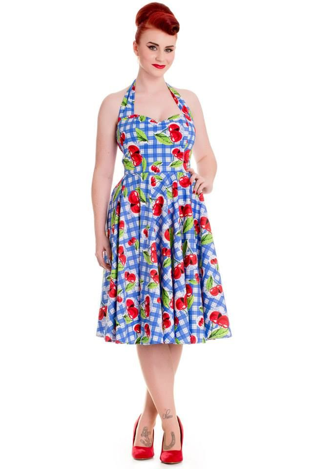 August 50's Dress  Available in XS-4XL  $69.95