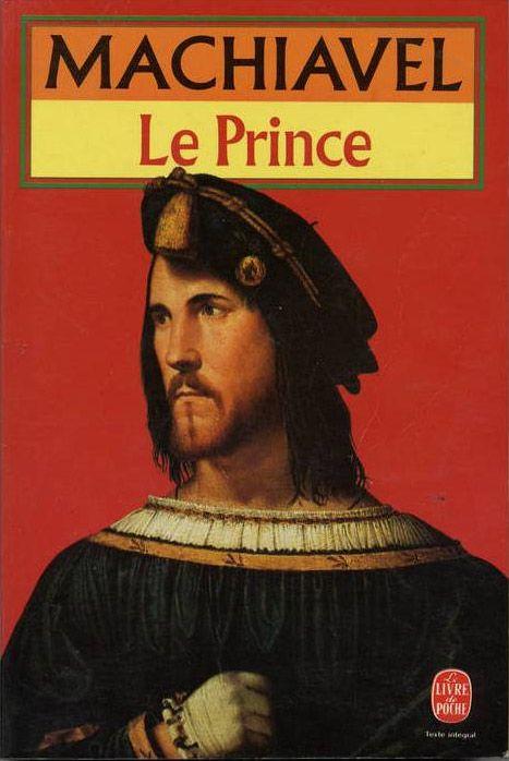 Nicolas Machiavel: Le Prince (1532)