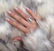 47+ Trendy Nägel natürliche ovale Haarfarben #Pfirsichnägel – peach nails