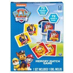Paw Patrol Memory Match Game K499-30361675